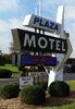 The Plaza Motel Logo
