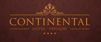 Hotel-Pension Continental Logo