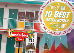 10 Best Retro Hotels in USA
