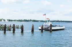 Ferry Short-cut to vist St. Michaels, MD