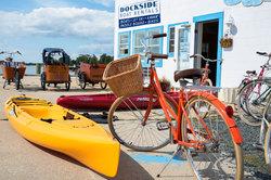 Boats, JetSkis, Paddleboards, Kayaks, Bike Rentals
