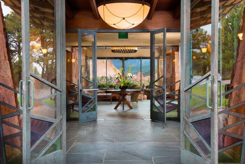 Terrace At Garden Of The Gods Resort Home Design