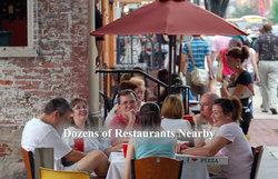 Dozens of Restaurants Nearby