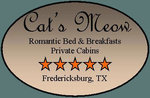 Cats Meow Bed & Breakfast Logo
