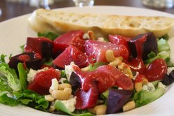 Cafe Food : Beet Salad