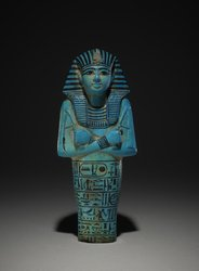Shabti of Pharaoh Seti I