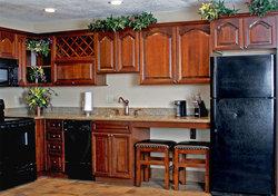 Family Suite Kitchen