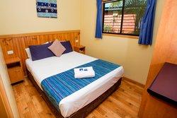 Kookaburra Family Villa - Main Bedroom