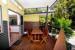 Luxury Retreat Deck