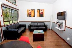 Luxury Villa Living Area