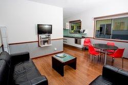 Luxury Retreat Living Area