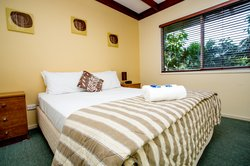Cottage 2 Master Bedroom