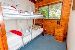Cottage 1 - 2nd Bedroom