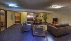 Cottage 3 Lounge Area