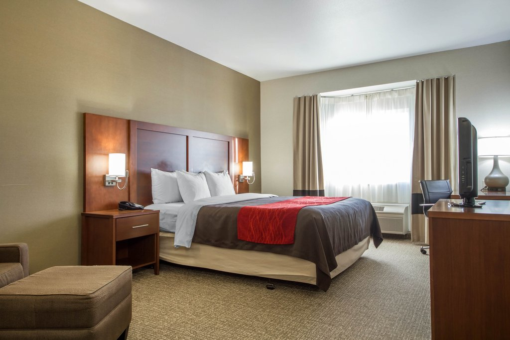 King Guest Room from Choice Privileges Reward Night