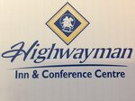 The Highwayman Inn & Conference Centre Logo