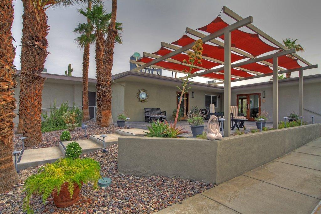 Hot Mineral Water Resort in Desert Hot Springs | Lido Palms