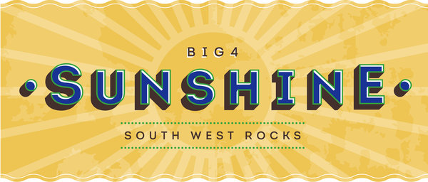 BIG4 Sunshine South West Rocks Logo