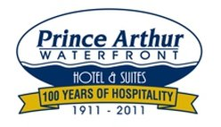 Prince Arthur Waterfront Hotel and Suites Logo