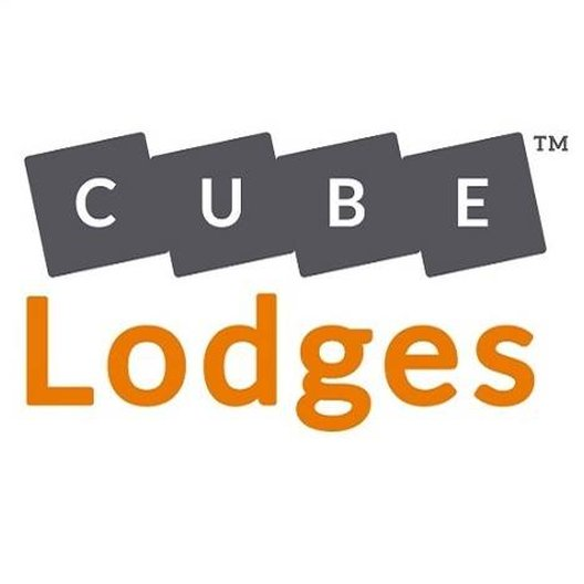 Cube Lodges Logo