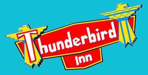 The Thunderbird Inn Logo