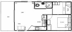 Currawong Floor Plan