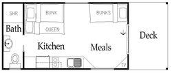 Banksia Floor Plan