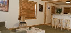 Jackson Hole Cabin Living Copy