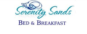 Serenity Sands Bed and Breakfast Logo