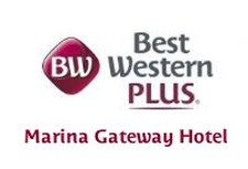 BEST WESTERN PLUS Marina Gateway Hotel Logo