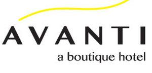 Avanti Hotel Logo