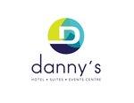 Danny's Inn & Suites Hotel Events Centre Logo