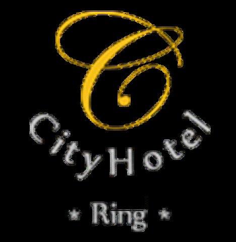 City Hotel Ring Logo