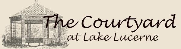The Courtyard at Lake Lucerne Logo
