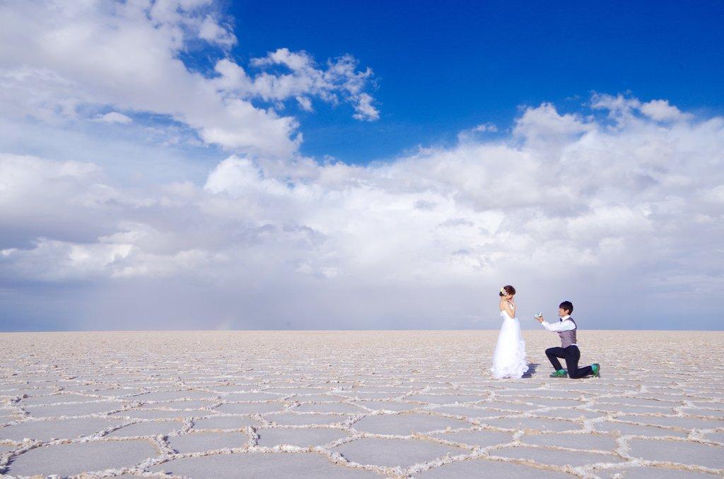 Salar De Uyuni Weddings Events Hotel De Sal Luna Salada