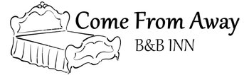 Come From Away Bed and Breakfast Logo