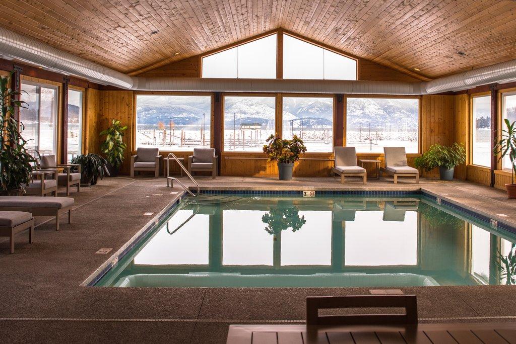 Hotel in Sandpoint Idaho | Best Western Edgewater Resort