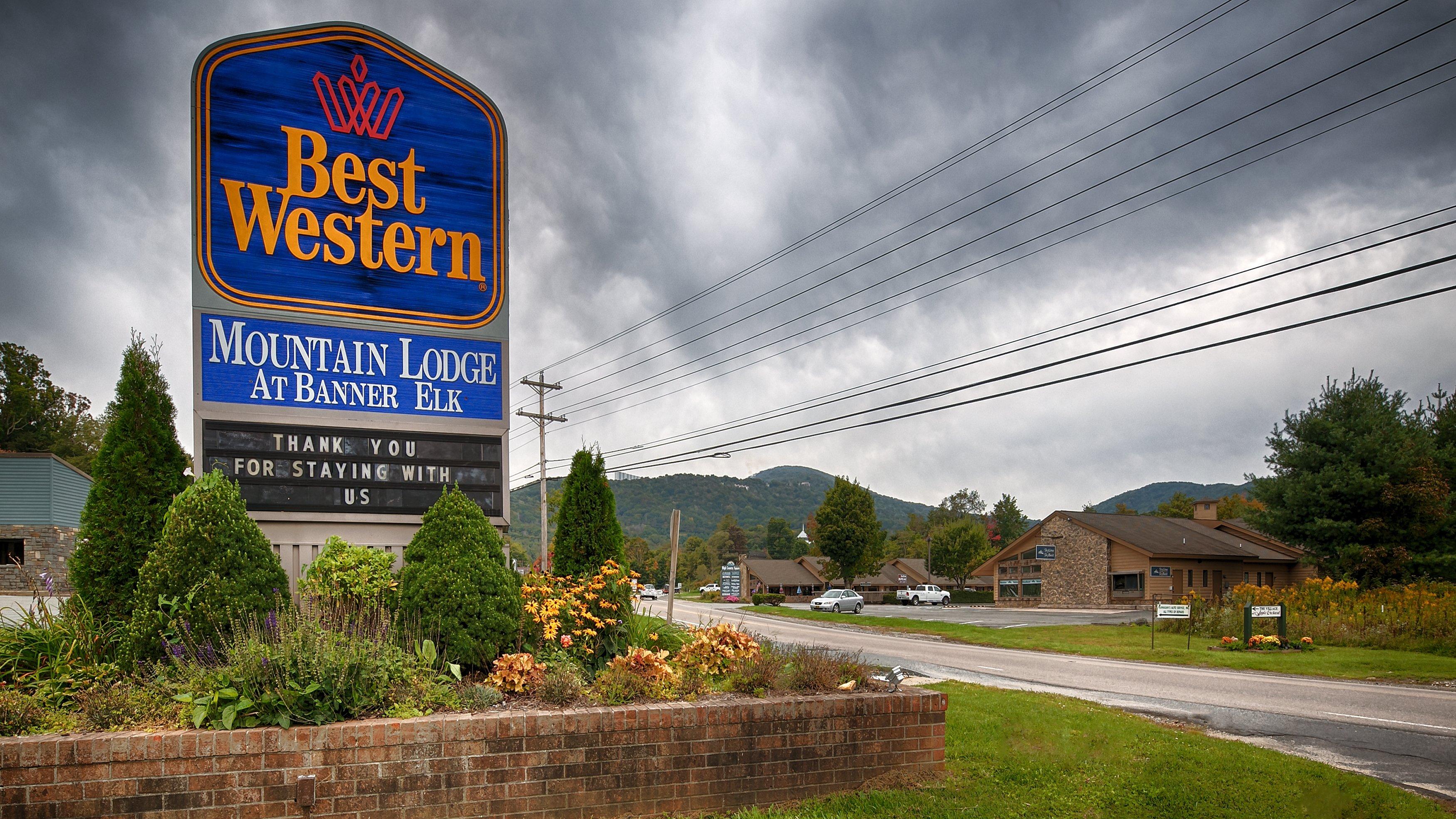Home Best Western Mountain Lodge At Banner Elk North Carolina