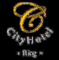 City Hotel Ring Logo