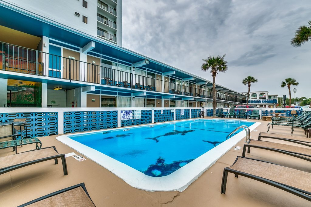 Hotels In Myrtle Beach Sc >> Myrtle Beach Oceanfront Motel Sea Hawk Motel