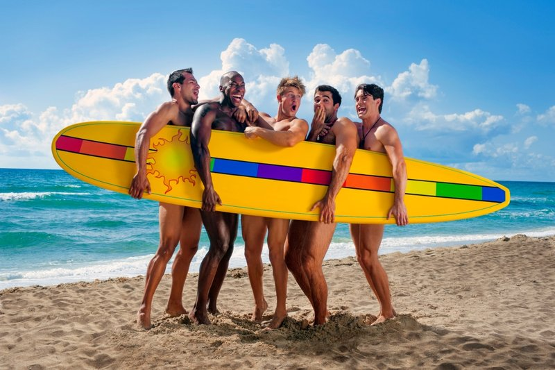 gay surfer