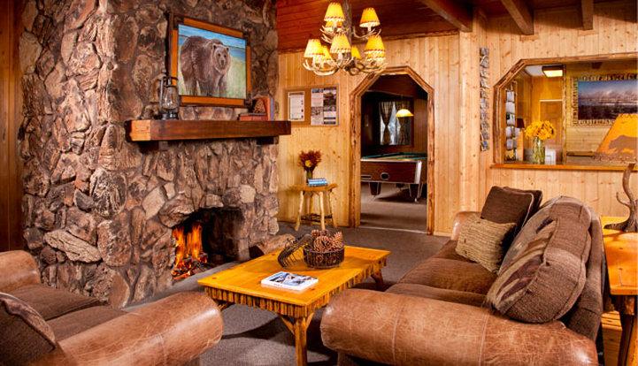 Big Bear Lake Hotel Lodgings