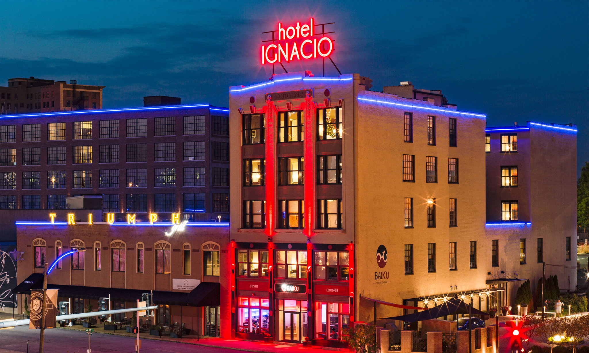 St Louis Hotels >> Boutique Hotel In Saint Louis Missouri Hotel Ignacio