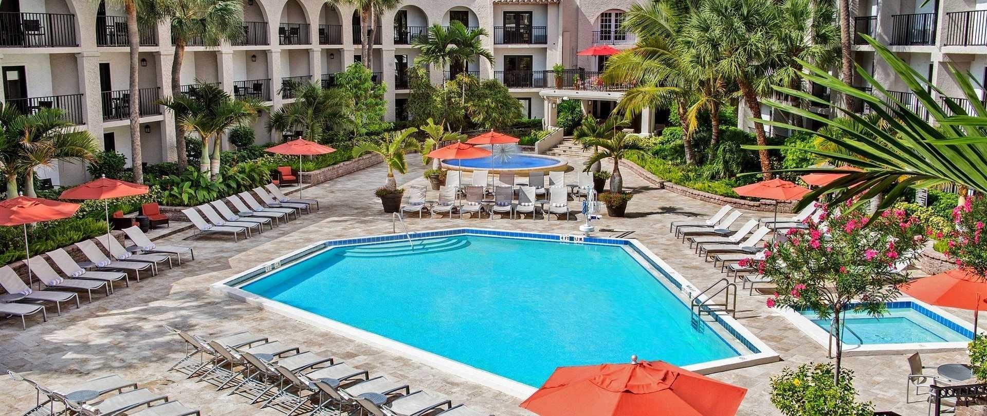 Hotel In Boca Raton Florida Wyndham Boca Raton