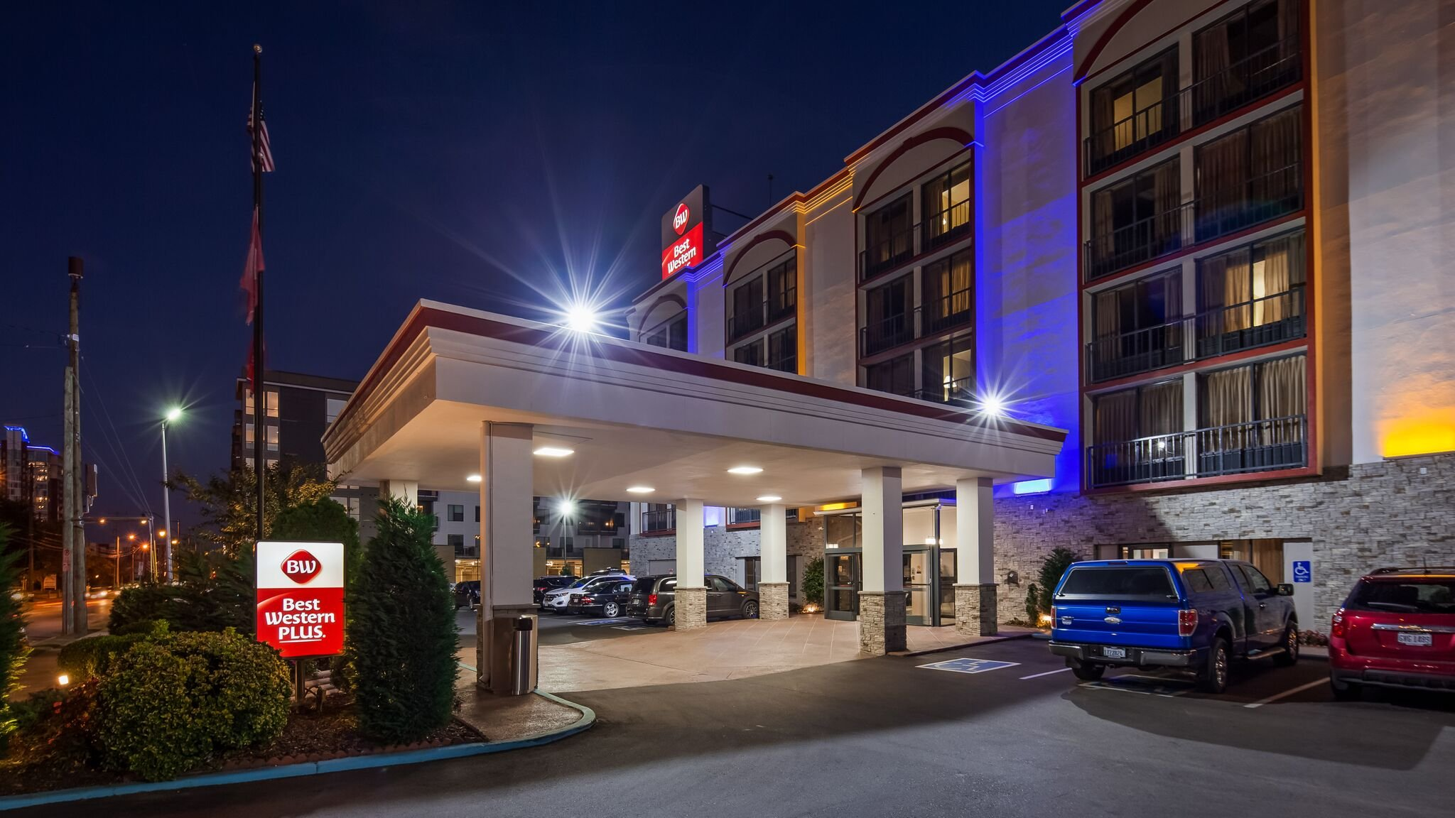 Home Best Western Plus Music Row Book Direct To Save