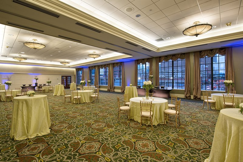 Meeting Rooms In Indianapolis Crowne Plaza Indianapolis
