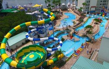 Hotel Near Splash Harbour Water Park Holiday Inn S Harbourside