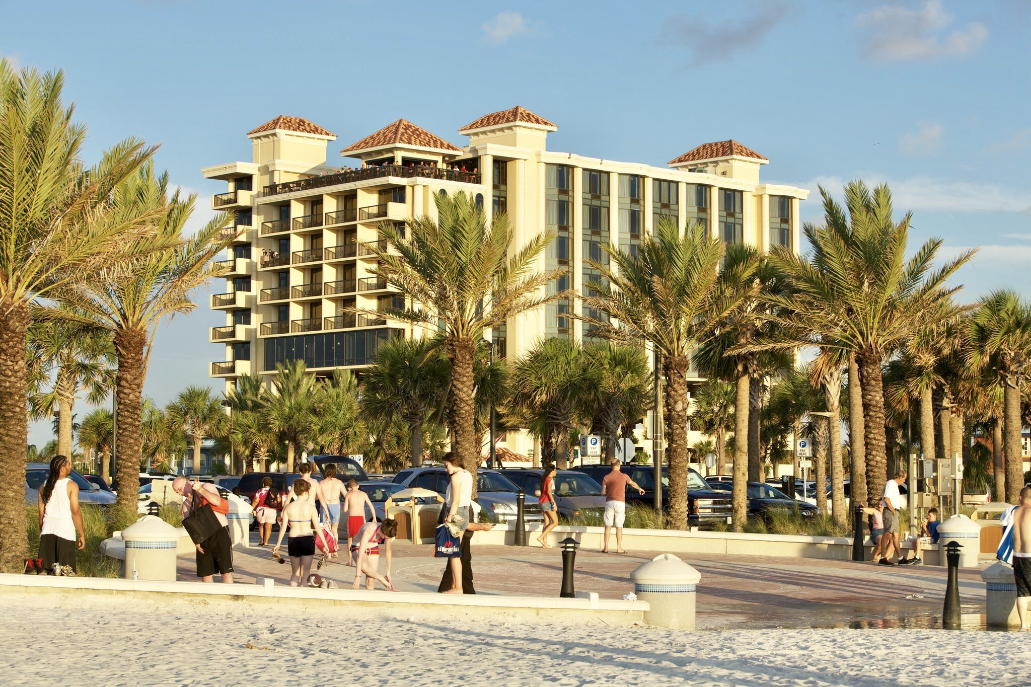 hotel in clearwater florida pier house 60 marina hotel