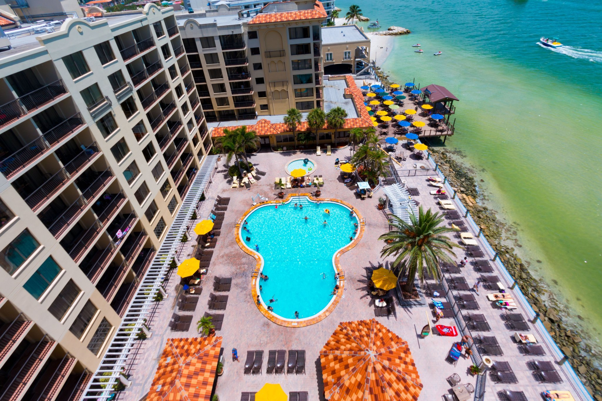 Hotel In Clearwater Beach Florida Holiday Inn Clearwater