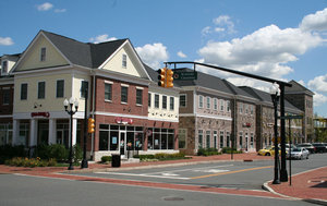 Plainsboro Village Center